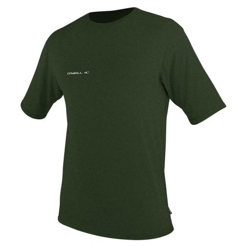 O'Neill---Men's-UV-shirt---Short-sleeves---Hybrid-Sun---Dark-Olive