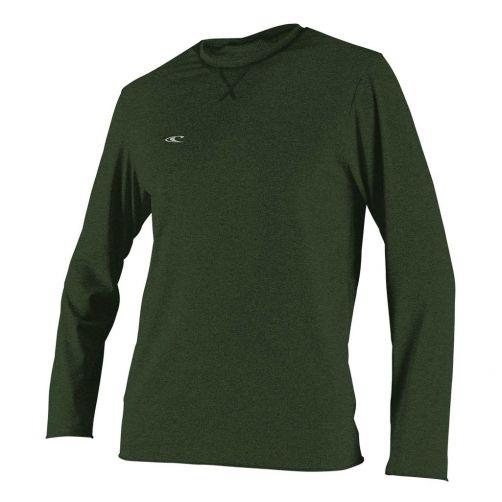 O'Neill---Men's-UV-shirt---Longsleeve---Hybrid-Sun---Dark-Olive