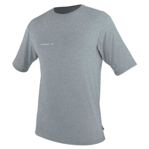 O'Neill---Men's-UV-shirt---Short-sleeves---Hybrid-Sun---Cool-Grey