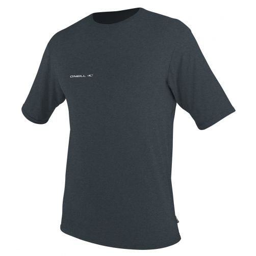 O'Neill---Men's-hybrid-UV-shirt---short-sleeve---slate