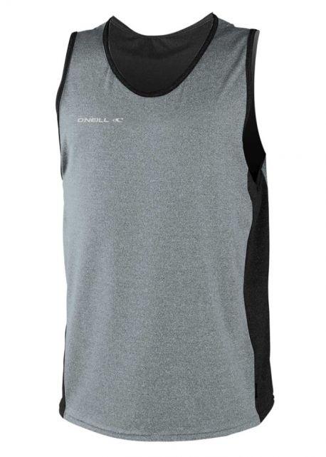 O'Neill---Men's-UV-Tanktop---Hybrid-Sun---Cool-Grey