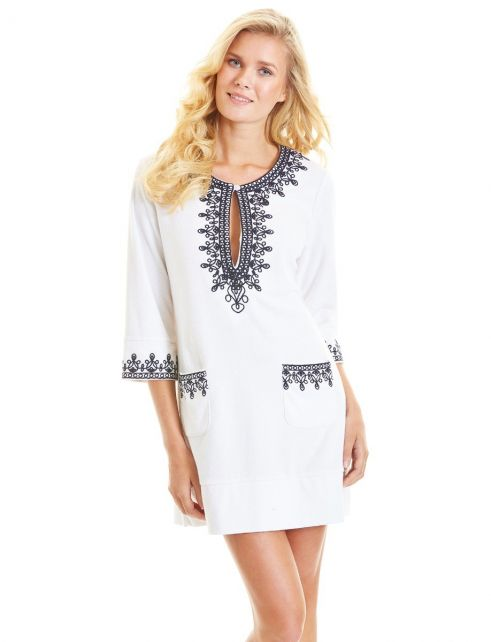 Cabana-Life---UPF-50+-Coastal-Crush---Embroidered-Terry-Tunic