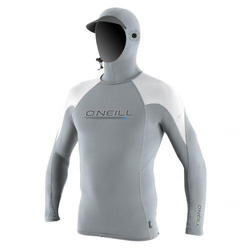 O'Neill---Hooded-UV-shirt-for-men---long-sleeve---grey