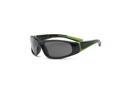 Real-Kids-Shades---UV-sunglasses---Kids-4+-yrs---Bolt---Black-/-lime