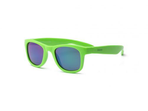Real-Kids-Shades---UV-sunglasses---Kids-4+-yrs---Surf---Neon-green