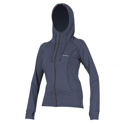 O'Neill---Women's-hooded-UV-jacket---slim-fit---mist