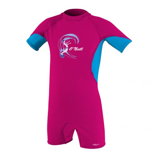 O'Neill---Girls'-UV-swimsuit---slim-fit---pink/blue