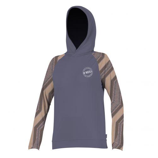 O'Neill---Women's-UV-hoodie---slim-fit---multicolour
