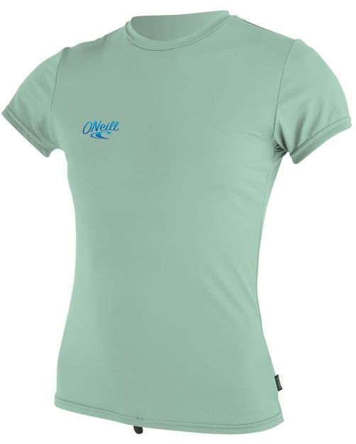 O'Neill---Girls-UV-shirt---Short-sleeves---Premium-Sun---Baltic-Green