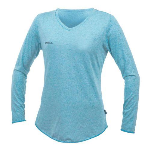 O'Neill---Women's-UV-shirt---Longsleeve---Hybrid-Sun---Turquoise