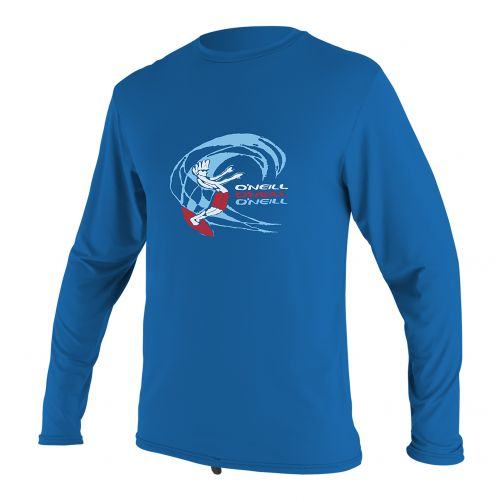 O'Neill---Boys'-UV-swim-shirt---long-sleeved---ocean-