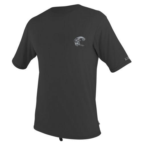 O'Neill---Men's-UV-swim-shirt---short-sleeved---navy-