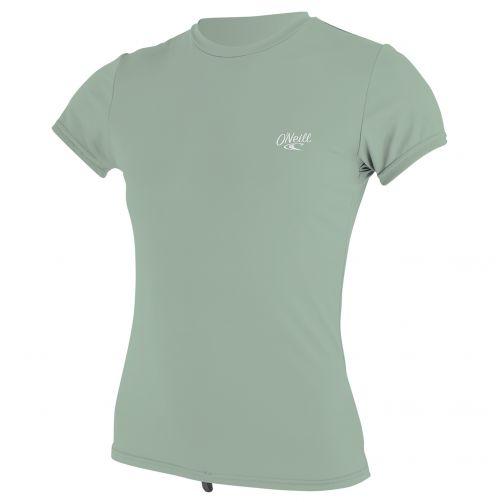 O'Neill---Women's-UV-swim-shirt---short-sleeved---fresh-mint