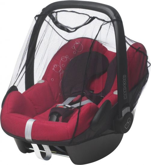 Playshoes---Mosquito-Net-for-Baby-Carriage---Black