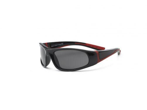 Real-Kids-Shades---UV-sunglasses-for-kids---Bolt---Black-/-red