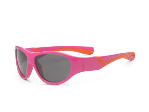 Real-Kids-Shades---UV-sunglasses-for-kids---Discover---Pink-/-orange