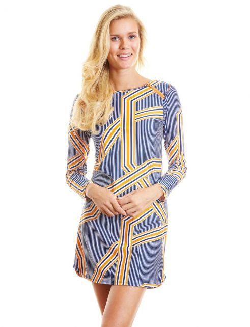 Cabana-Life---UPF-50+-Orange-Drive---Zip-Shoulder-Dress