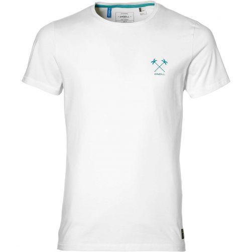 O'Neill---UV-shirt-for-men---Palms---Super-white