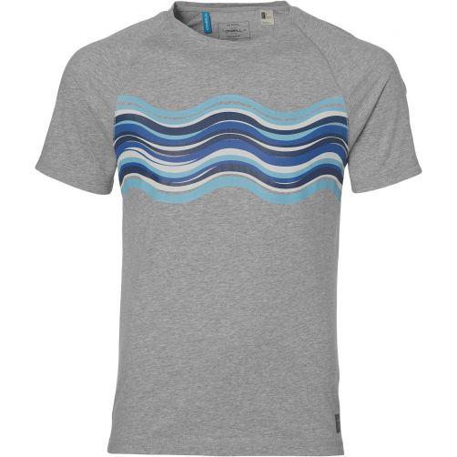 O'Neill---UV-shirt-for-men---Vernall-Fall---Silver-melee