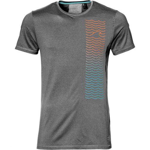 O'Neill---UV-shirt-for-men---Shoreline---Dark-grey-melee