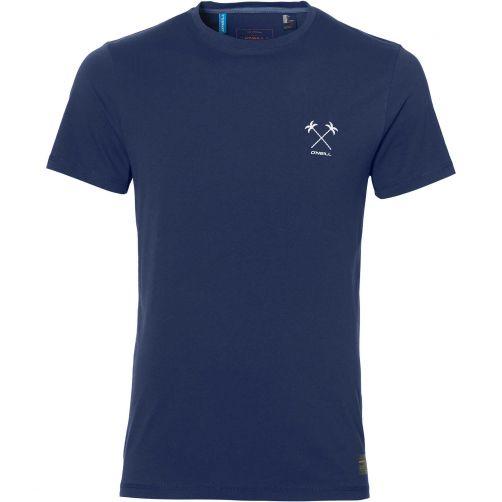 O'Neill---UV-shirt-for-men---Palms---Atlantic-blue