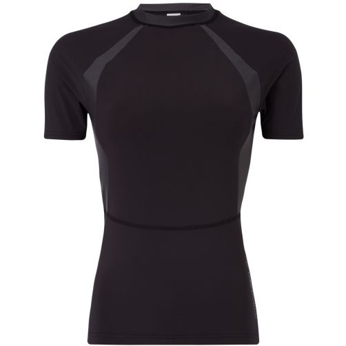O'Neill---Women's-UV-Shirt-Short-sleeved--Black