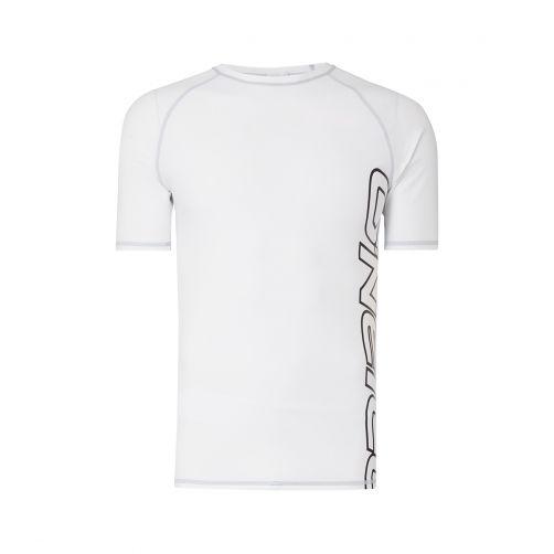 O'Neill---UV-Shirt-for-Men---Short-Sleeve---White