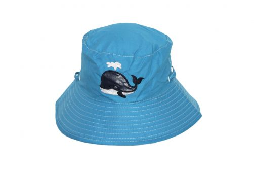 Rigon---UV-bucket-hat-for-children---Blue-whale