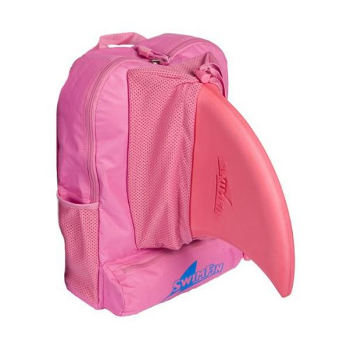 Swimfin---Backpack-for-floating-device---Pink
