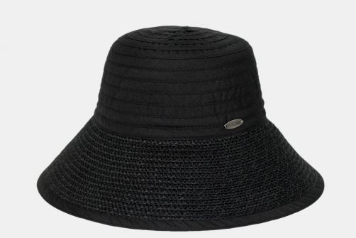 Rigon---UV-sun-hat-for-women---Audrey---Black