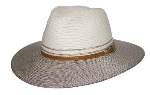 Rigon---UV-sun-hat-for-women---Ivory-/-bronze