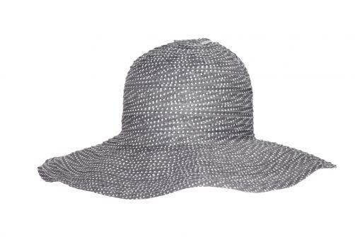 Rigon---UV-floppy-hat-for-women---Silver
