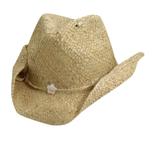 Scala---UV-cowgirl-hat-for-Kids---Natural