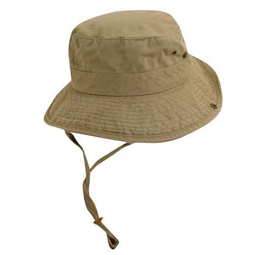Scala---UV-boonie-hat-for-Kids---Kaki-Olive