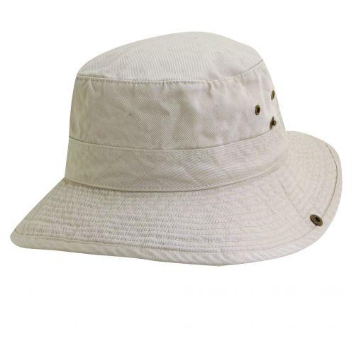 Scala---UV-boonie-hat-for-Kids---Putty-Olive
