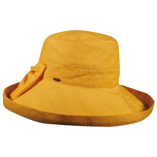 Scala---UV-hat-for-Kids---Banaan