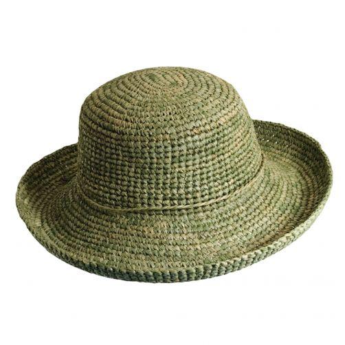 Scala---UV-hat-for-women---Light-Olive