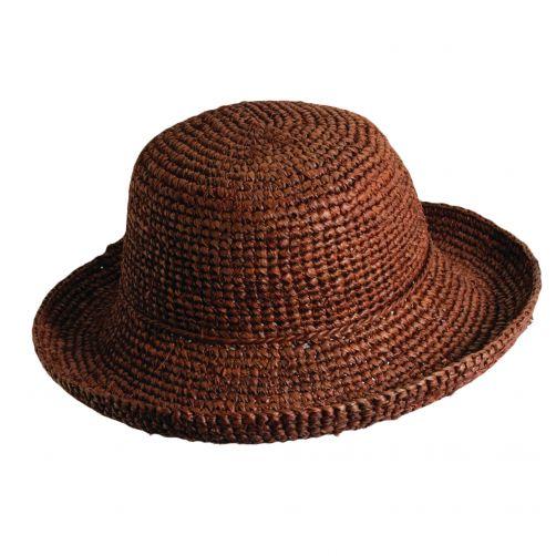 Scala---UV-hat-for-women---Rust