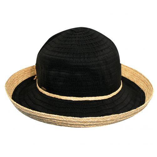 Scala---UV-hat-lint-for-women---Black