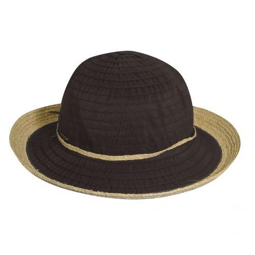 Scala---UV-hat-lint-for-women---Chocolade