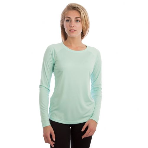 Vapor-Apparel---Women's-UV-shirt-with-long-sleeves---green