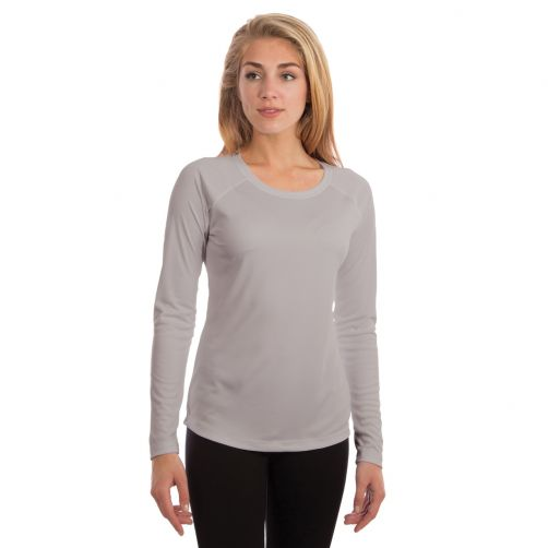 Vapor-Apparel---Women's-UV-shirt-with-long-sleeves---grey