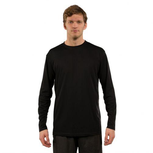 Vapor-Apparel---Men's-UV-shirt-with-long-sleeves---black