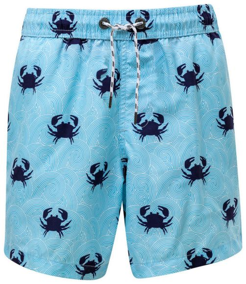 Snapper-Rock---Boardshorts-for-Men---Blue-Crab---Blue