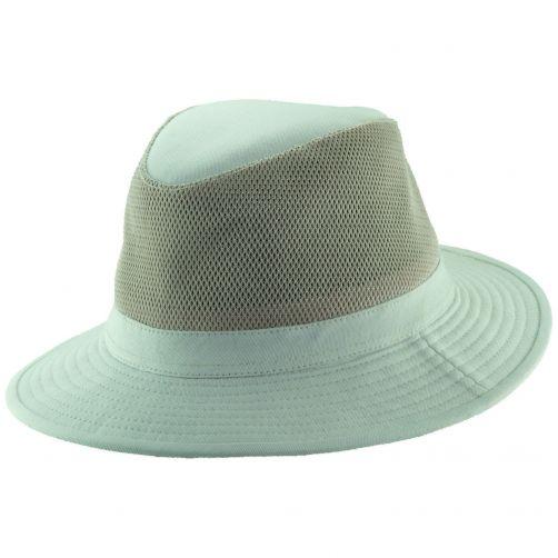 Dorfman-Pacific---Men's-UV-Hat-Putty