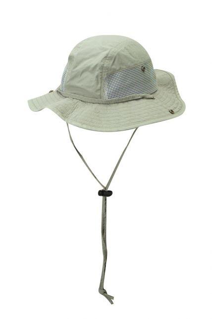 Dorfman-Pacific---UPF-50+-Men's-UV-Hat-Khaki