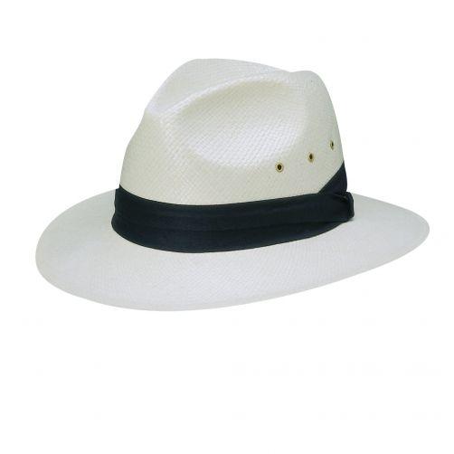 Dorfman-Pacific---UV-Safari-hat-toyo-for-men---Navy