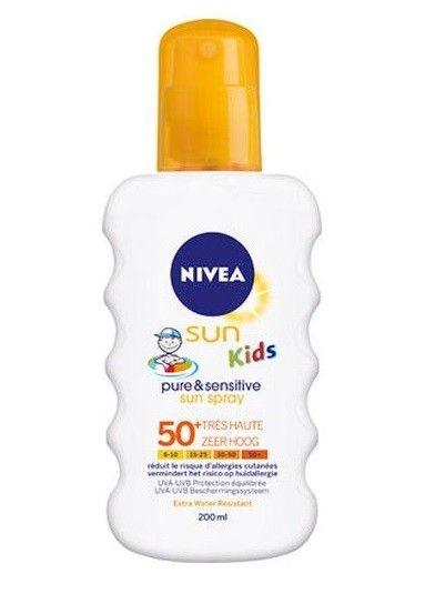 Nivea---UV-spray-for-children---Sun-kids-protect-&-sensitive-SPF50