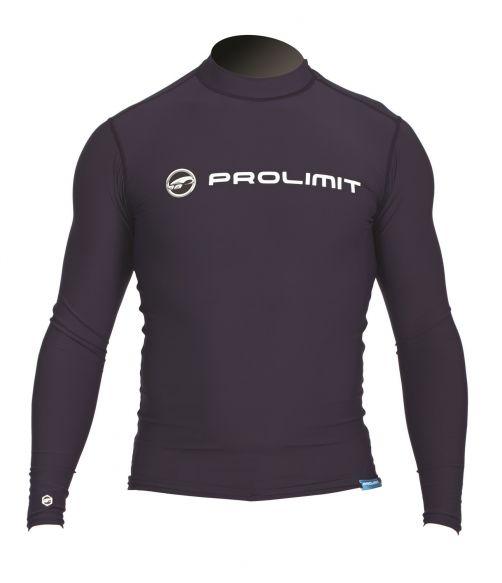 Prolimit---Swim-shirt-for-men-with-long-sleeves---Dark-blue-(Slate-Black)