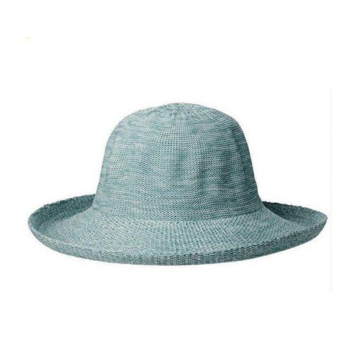 Rigon---UV-sun-hat-for-women---Mixed-seafoam-blue